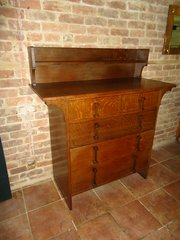 Arts & Crafts Althelstan dresser for Liberty