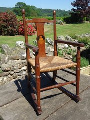 Arts & Crafts Childs Chair for Liberty