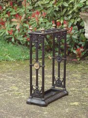 Arts & Crafts Coalbrookdate Stick stand
