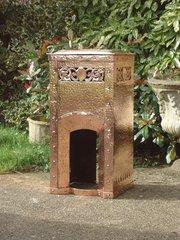 Arts & Crafts Pidradsto copper Stove