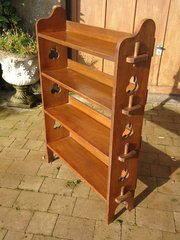 Arts & Crafts Sedley bookcase for Liberty