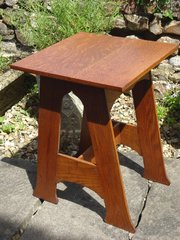 Arts & Crafts Table in oak for Liberty