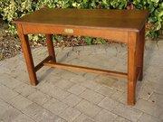 Arts & Crafts  Hall table, Arthur Simpson