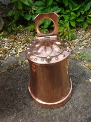 Arts & Crafts copper spill holder Keswick