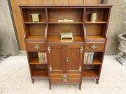 Arts & Crafts oak dresser or bookcase