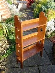 Arts & Crafts Sedley oak bokcase for Liberty
