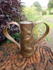 Earlly Newyn Arts & Crafts Vase - Obed  Nicholls