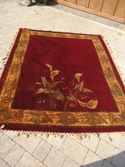 Lovely Art Nouveau table cover or bedspread