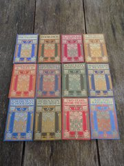 Set of 12 Arts & Crafts books Ethel Larcombe