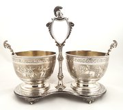 Victorian Silver Plated Bowls