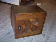 17th Century Oak Sice Cupboard