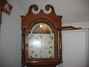 Lord Nelsons Victory Flagship Grandfather Clock