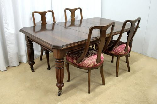 Victorian Dining Table amp Chairs Antiques Atlas : VictorianDiningTableChairsas087610b from www.antiques-atlas.com size 500 x 333 jpeg 27kB