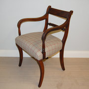 Antique desk chair or carver c