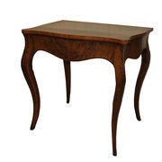 French walnut writing table si