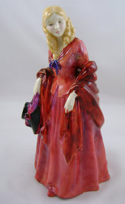 Royal Doulton Kathleen Figurin