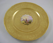 Royal Worcester Partridge Plat