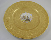 Royal Worcester Ptarmigan Plat