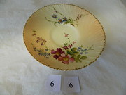 Royal Worcester saucer dish