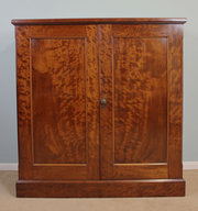 Antique Dwarf Press Cupboard