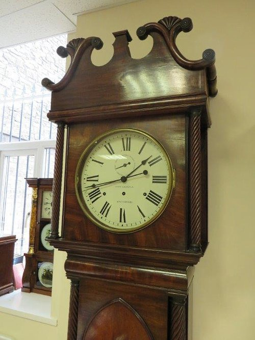 Rare, Georgian, Musical,  Longcase Clock