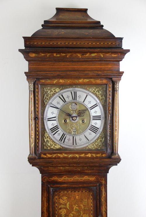 Marquetry Longcase C.1695