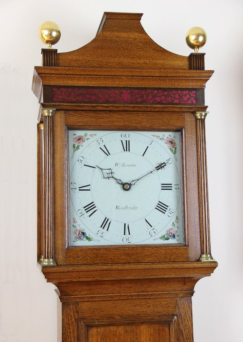 c1785-90 Antique Longcase Clock