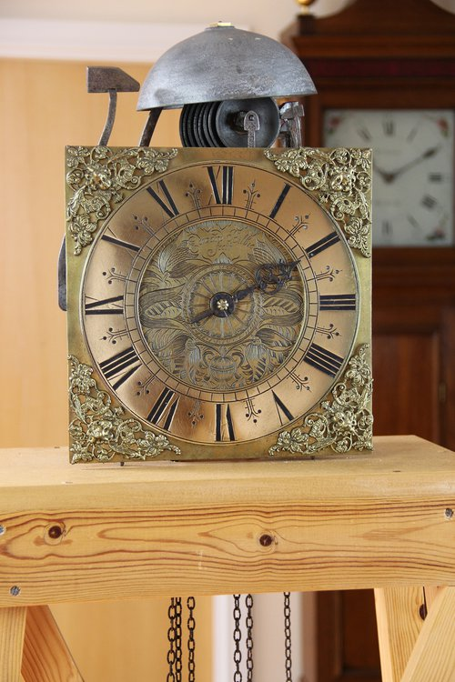 Very Rare Musical Lantern Clock