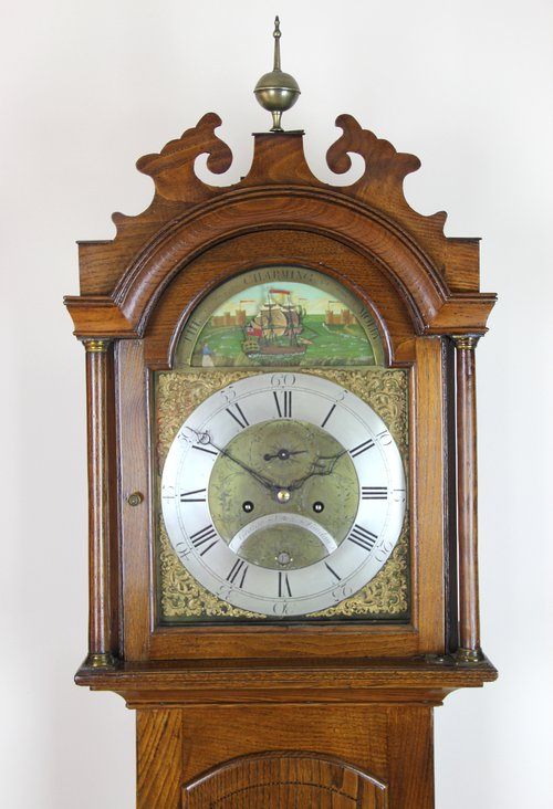 Londoon Autometer Longcase Clock c1780