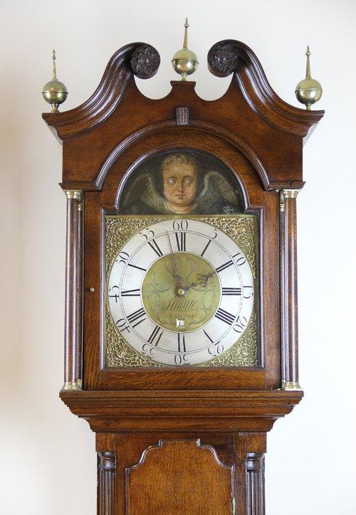 rare 30 hour AUTOMETER  Longcase Clock