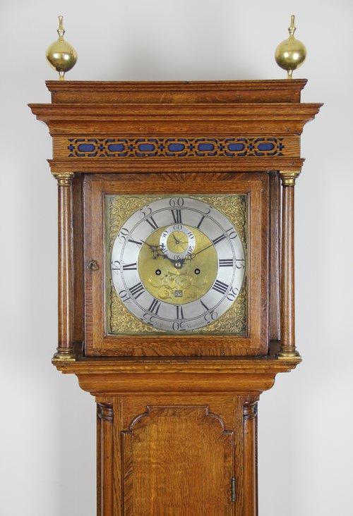 Stunning Manchester Long case Clock.