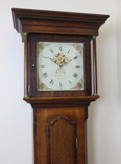 30 hour Longcase Clock