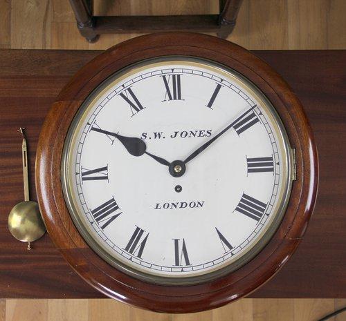 14Inch DIAL CLOCK. c 1835/40