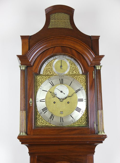 London Longcase Clock.