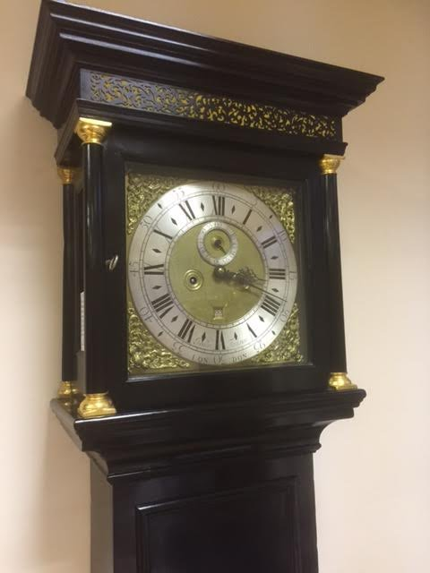 Queen Anne London Longcase Clock