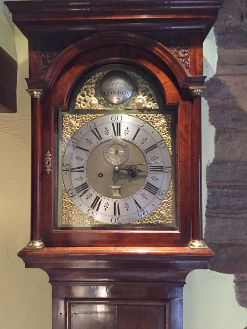 John Berry of London C1725 Antique Longcase Clock