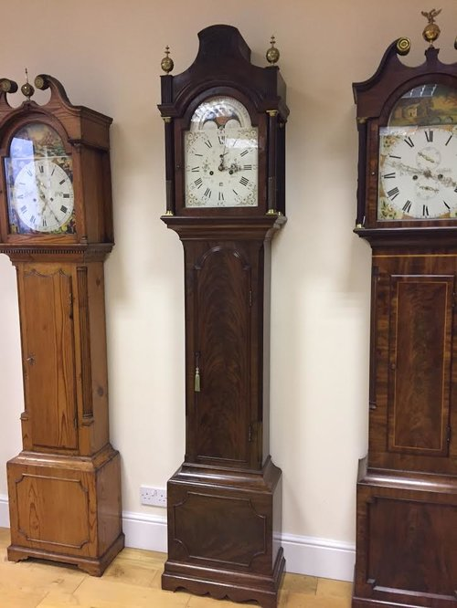 Superb Early 1770/5, 8 Day Longcase Clock