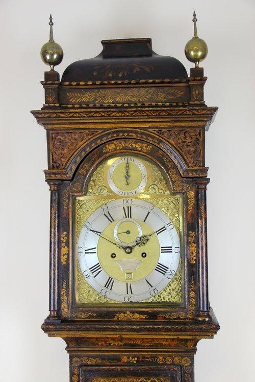 William Cannon Longcase Clock, London