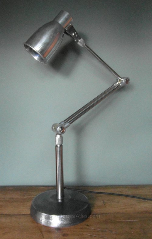 Antiques Atlas Vintage Industrial Anglepoise Lamp
