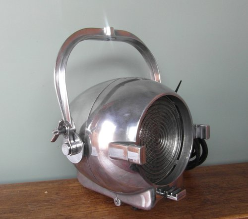 Vintage Strand Patt 123 Theatre Light