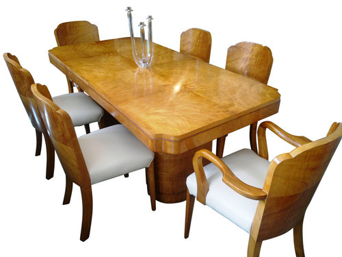 rare art deco dining suite by harry and lou epstein beautiful art deco dining suite