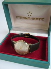 Gents 9ct gold 1960s Eterna Ma