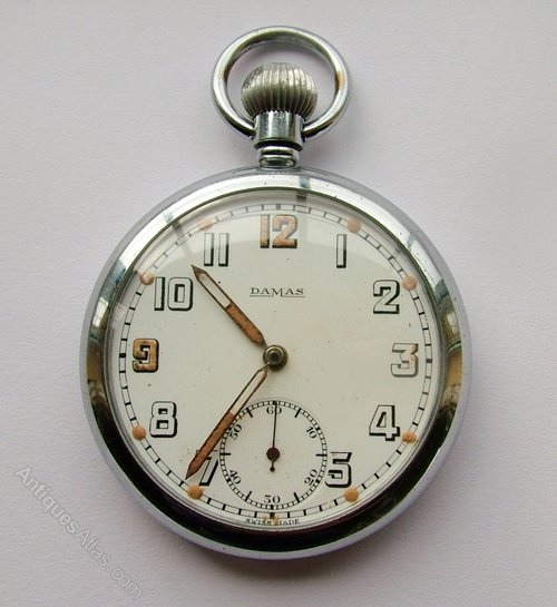 Damas Pocket Watches