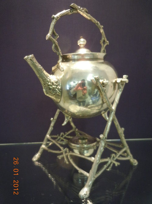 Gypsy Kettle, Twig Stand & Burner by Liberty & Co