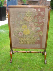 Antique Mahogany  Tapestry Fir