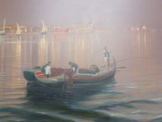 Twilight at Venice Artist Arno