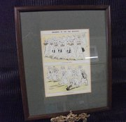 louis wain print breaking up f