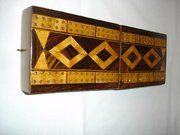 Geometric Folding Cribbage Boa