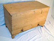 Georgian Pine Mule Chest C1820