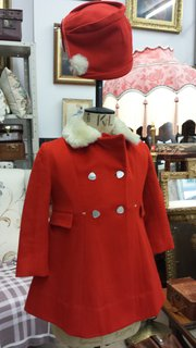 VINTAGE Childs Coat
